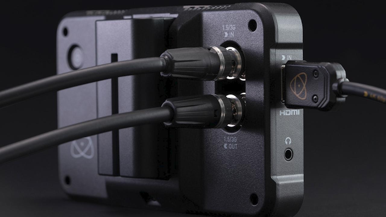 Atomos Shinobi SDI - Anuncian nuevo monitor