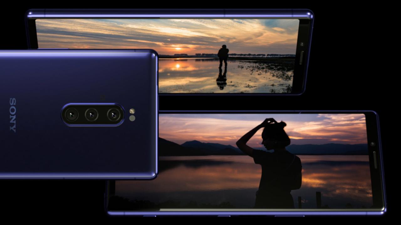ソニーがXperia 1を発表 - CineAltaの技術を搭載