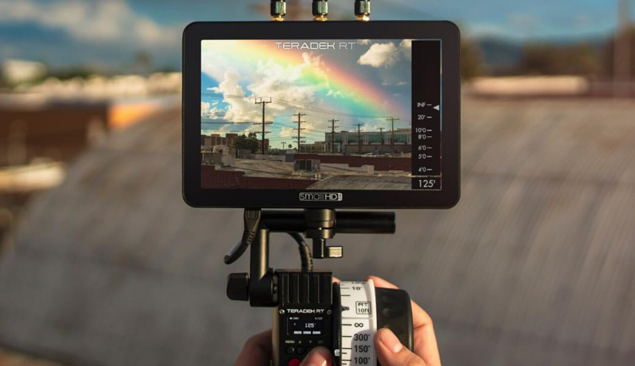 Teradek and SmallHD Make 1st AC's Dreams Come True