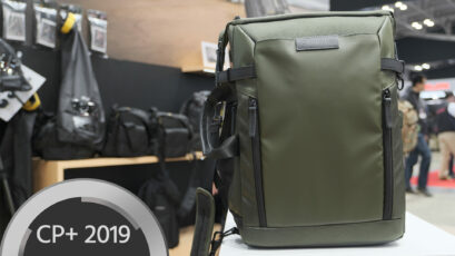 Vanguard VEO SELECT - Three Different Ways to Carry a Bag