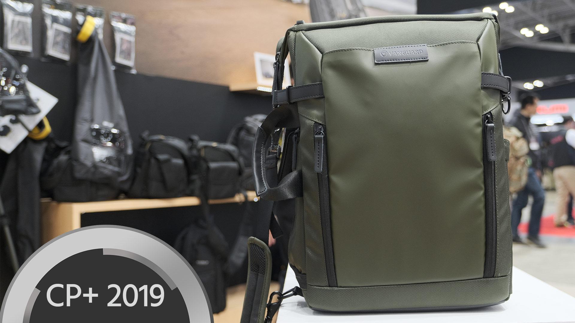 Vanguard VEO SELECT - Tres formas diferentes de llevar una mochila