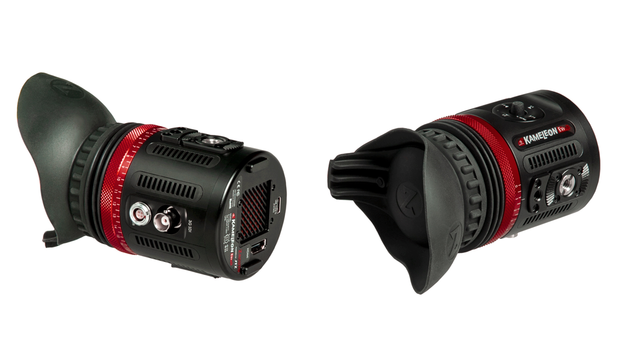 Zacuto Kameleon EVF Announced – 1080p Resolution, HDMI & SDI, Lemo Power Input