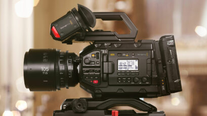 Blackmagic URSA Mini Pro 4.6K G2 - First Slow-Motion Footage