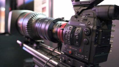 Canon 8K Cinema Camera - First Official Footage