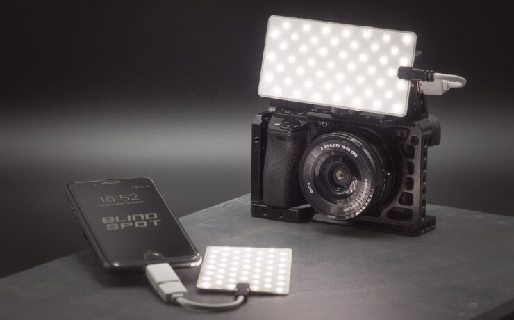 Crack Light - Tiny Waterproof Flexible LED Light, Now on Kickstarter