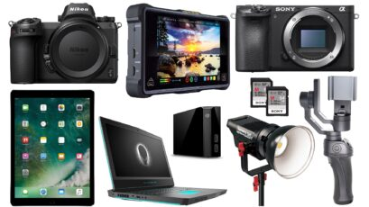 This Week's Top 10 Deals for Filmmakers – Nikon Z 6, Sony a6500, Shogun Inferno and More