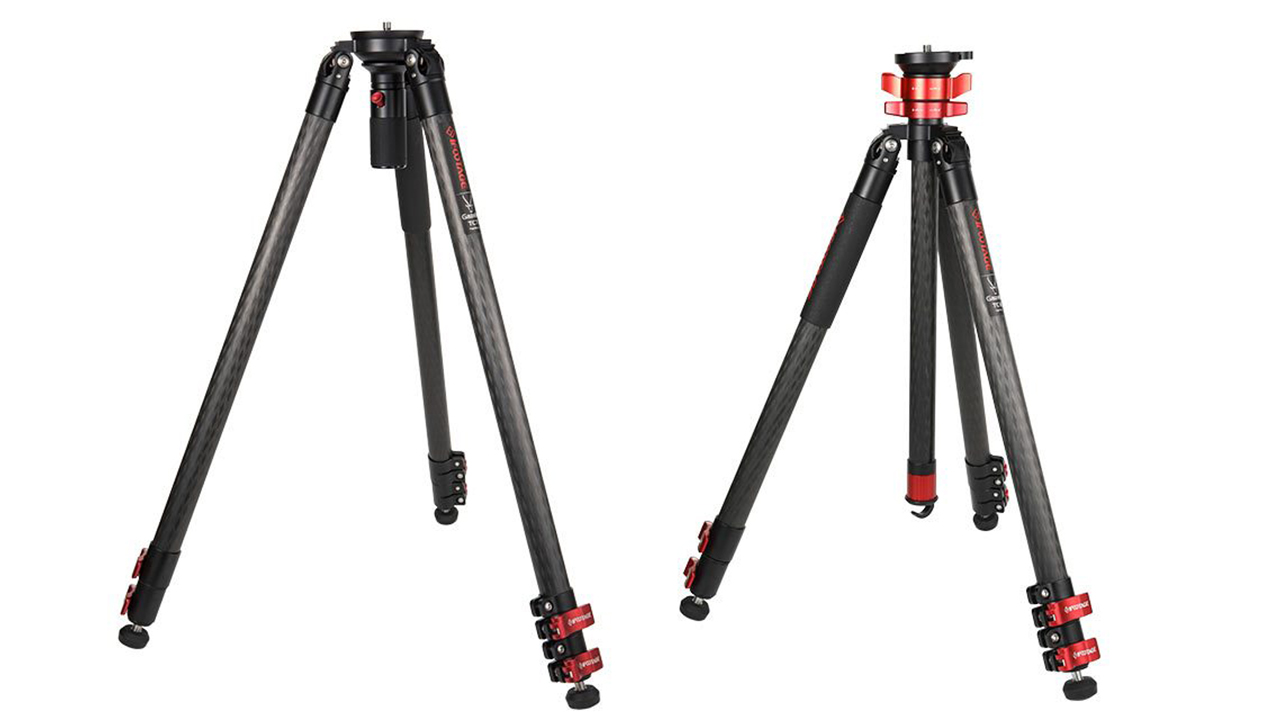 iFootage Gazelle Uprise and Fastbowl Tripods Released