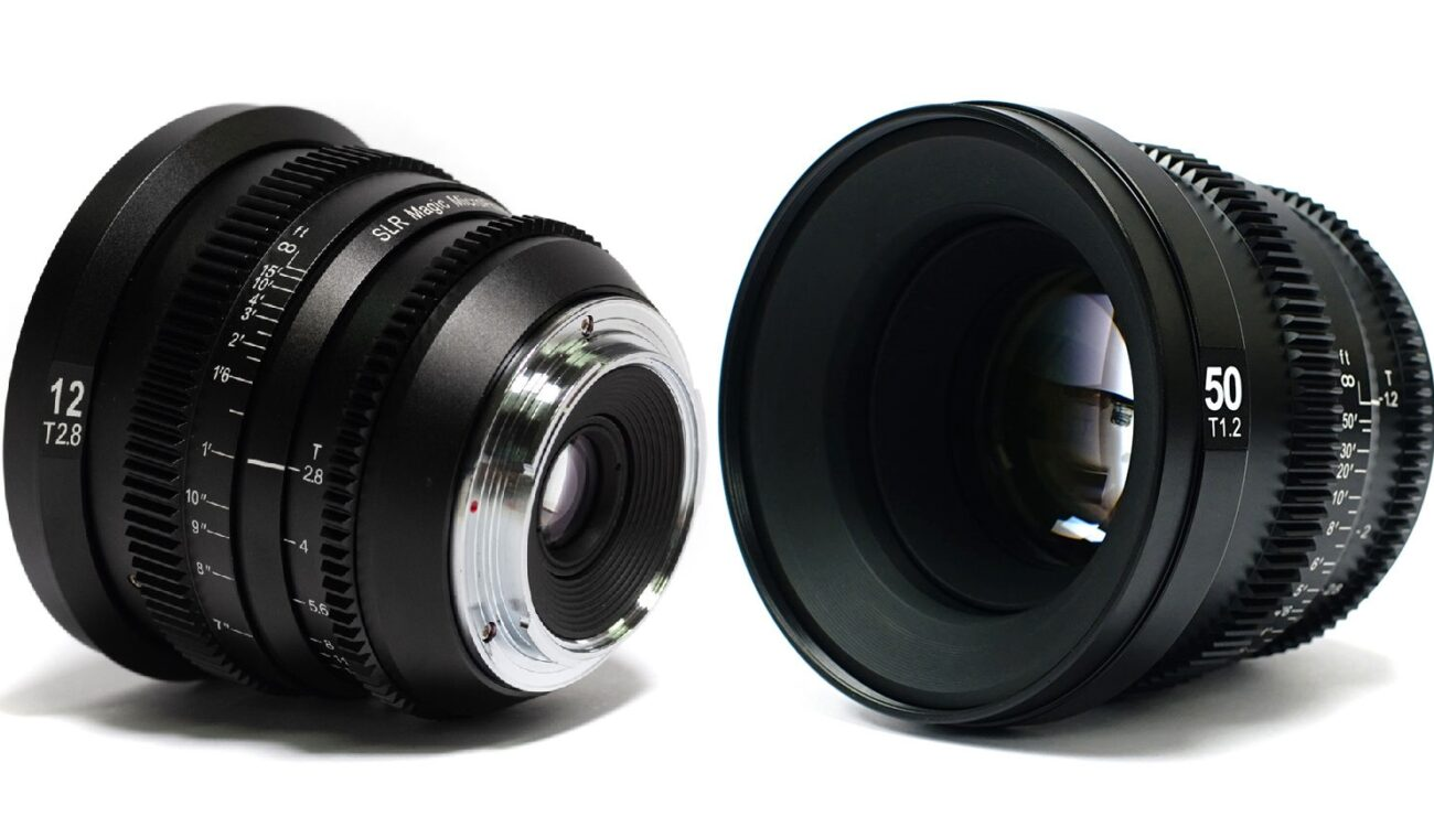 SLR Magic Releases MicroPrime Cine Lenses for FUJIFILM X-Mount and Adds Ultra-wide Angle