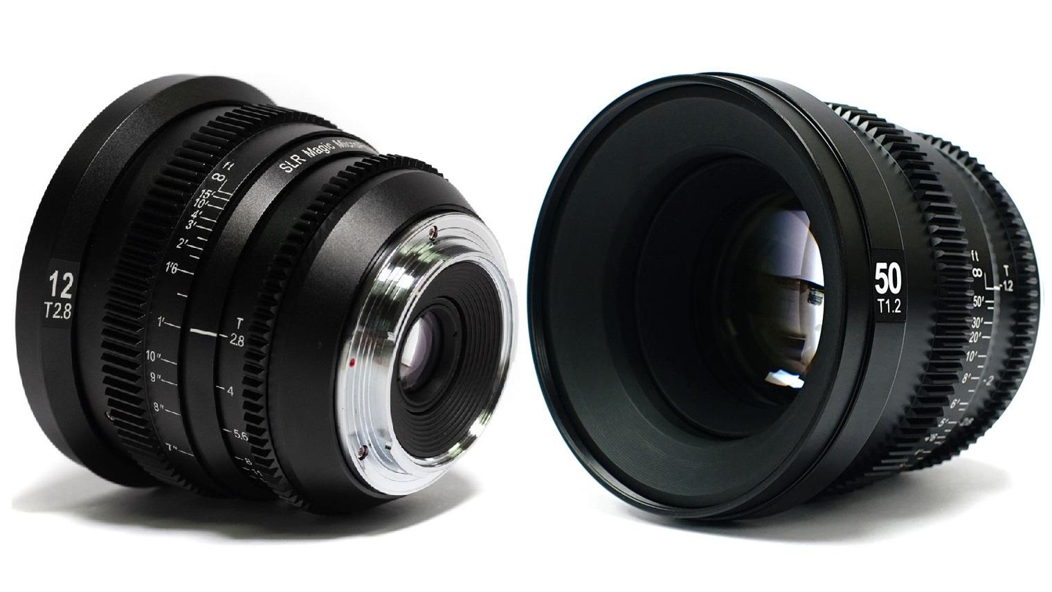 SLR Magic lanza lentes de cine MicroPrime para montura FUJIFILM X y agrega un ultra gran angular
