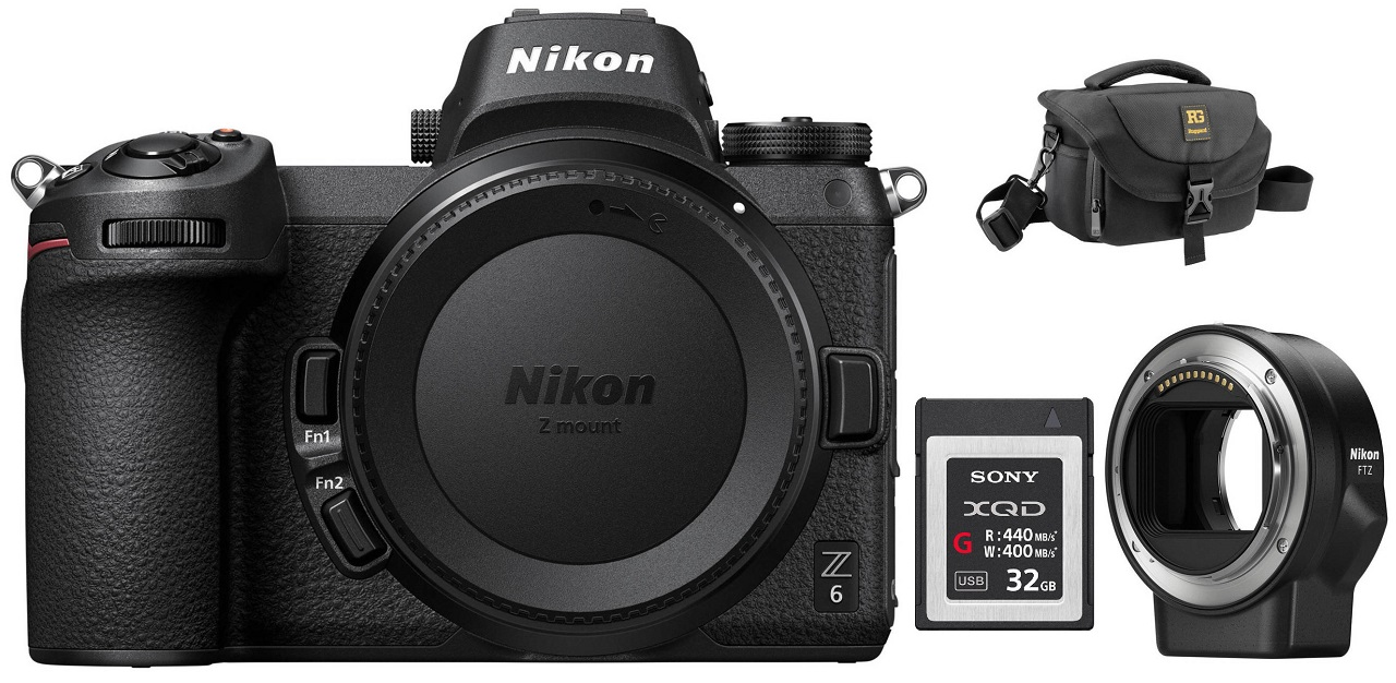 This Week's Top 10 Deals for Filmmakers – Nikon Z 6, Sony