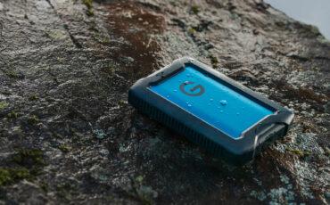 G-Technology ArmorATD Portable Rugged Hard Drive Announced