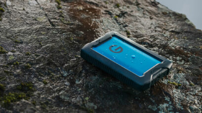G-Technology ArmorATD Portable Rugged Hard Drive Announced