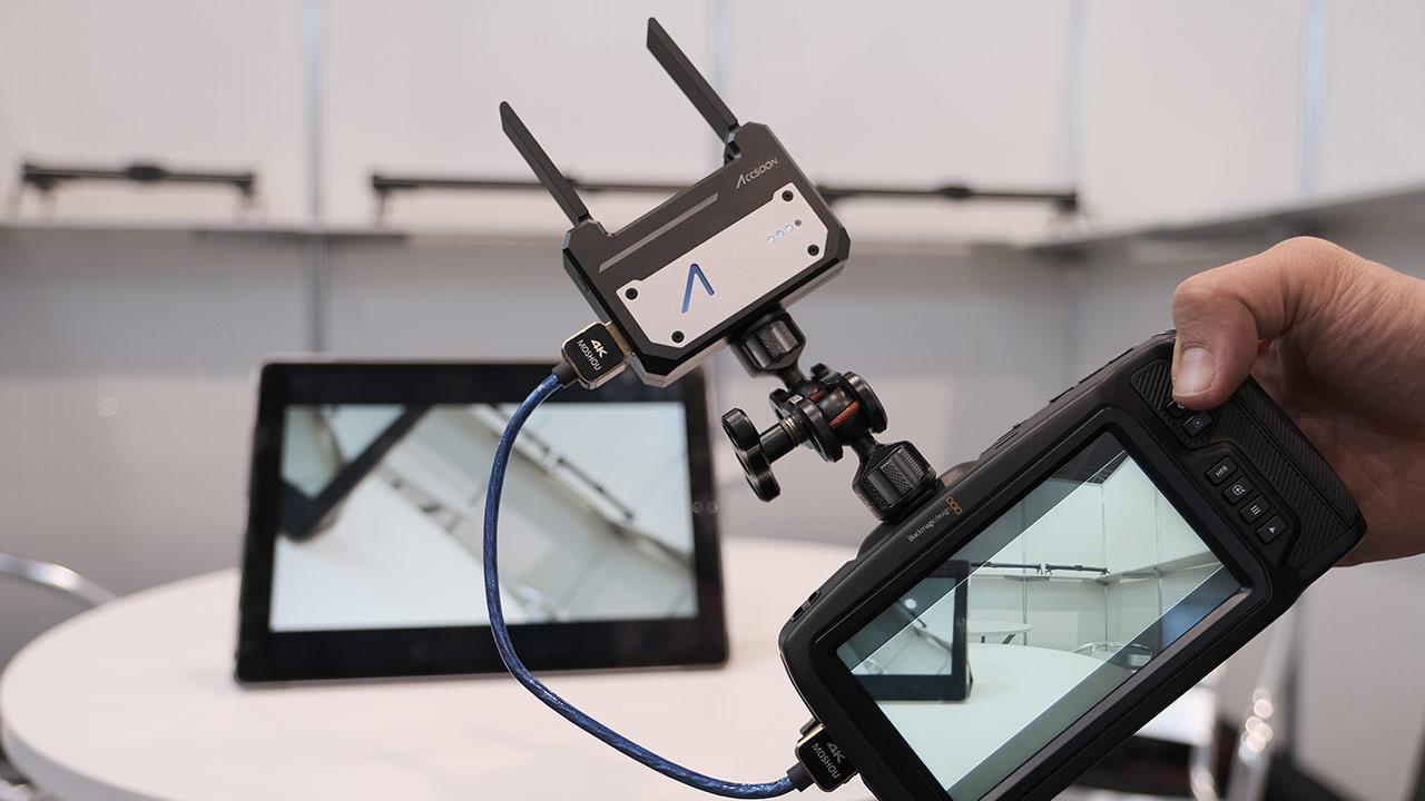 Accsoon CineEye HDMI – transmite FullHD vía Wifi a hasta 4 dispositivos