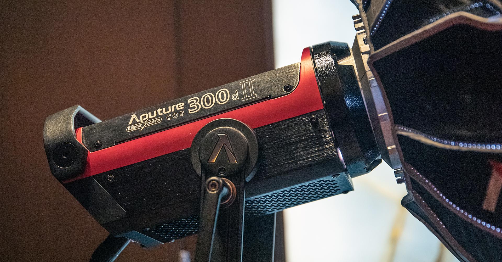 Aputure Announces LS C300d MKII, a Lightbulb, Two LED Panels