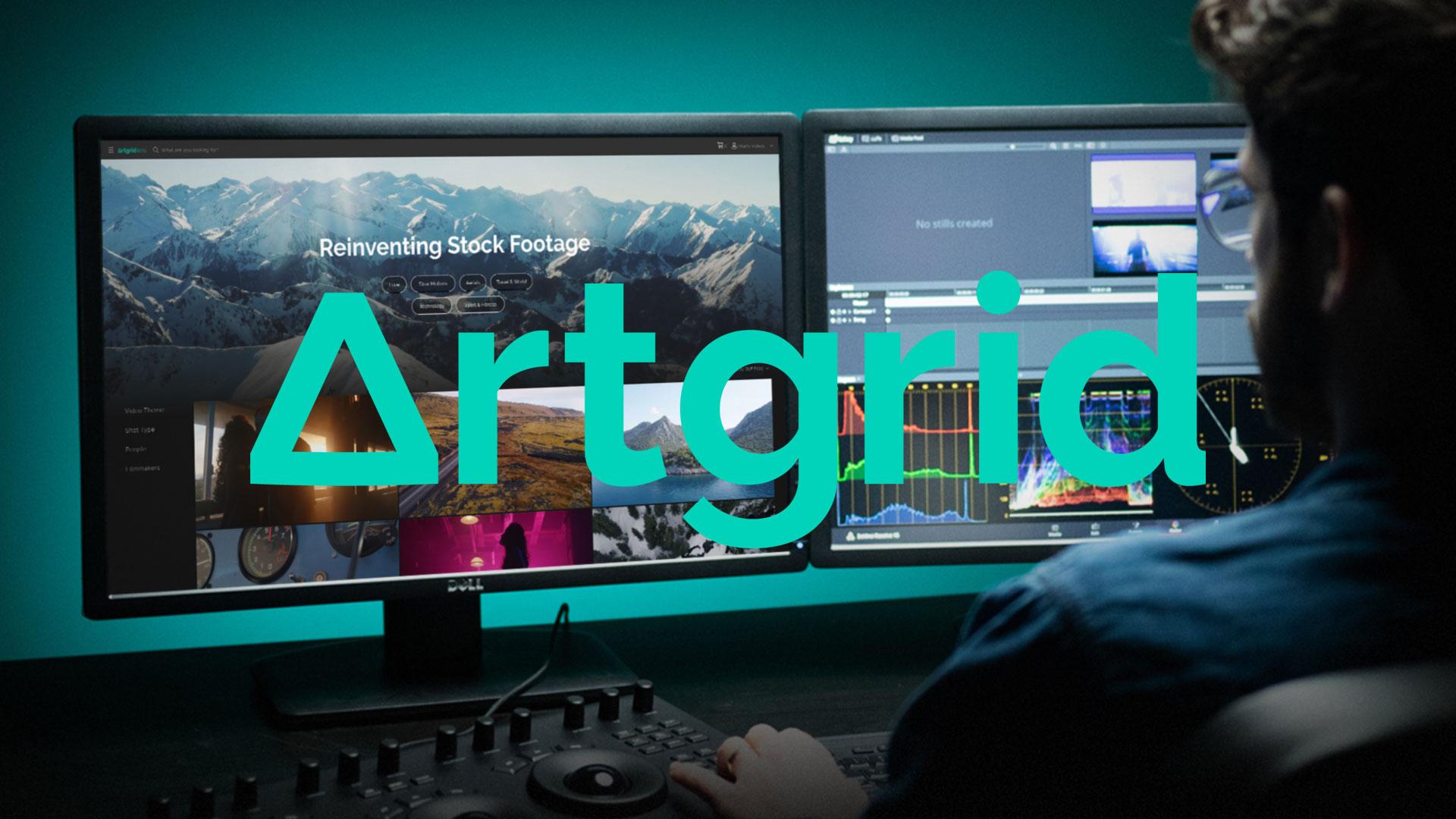 Artgrid de Artlist sale al mercado con RAW, LOG y material de archivo de hasta 8K