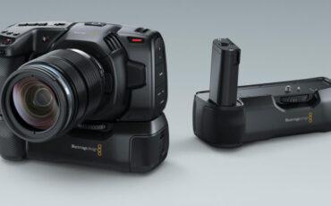 Blackmagic Design Pocket Cinema Camera 4K Battery Grip