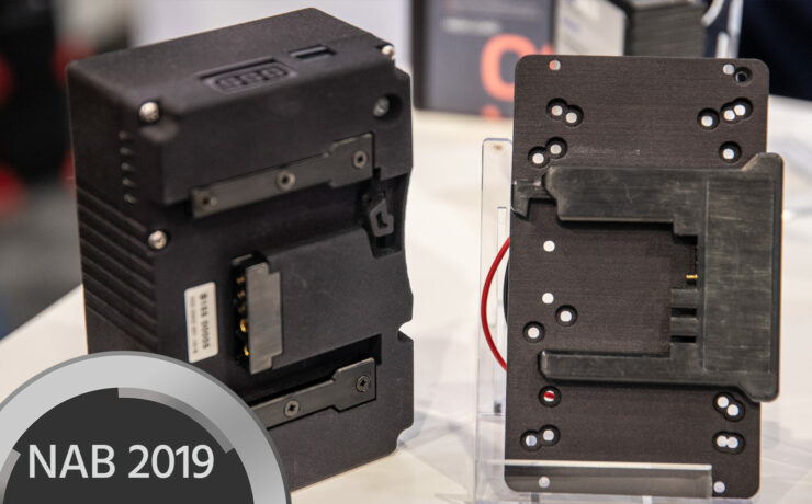 Bebob B-Mount Batteries - New Standard for ARRI Cameras