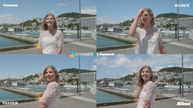 FilmConvertがCineMatchをNAB2019で展示 - カラーマッチングアプリ