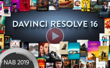 Blackmagic Design DaVinci Resolve 16 - First Feature Demo