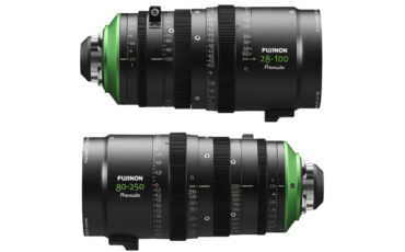 FUJINON Premista - Two New Large Format Cine Zoom Lenses Announced