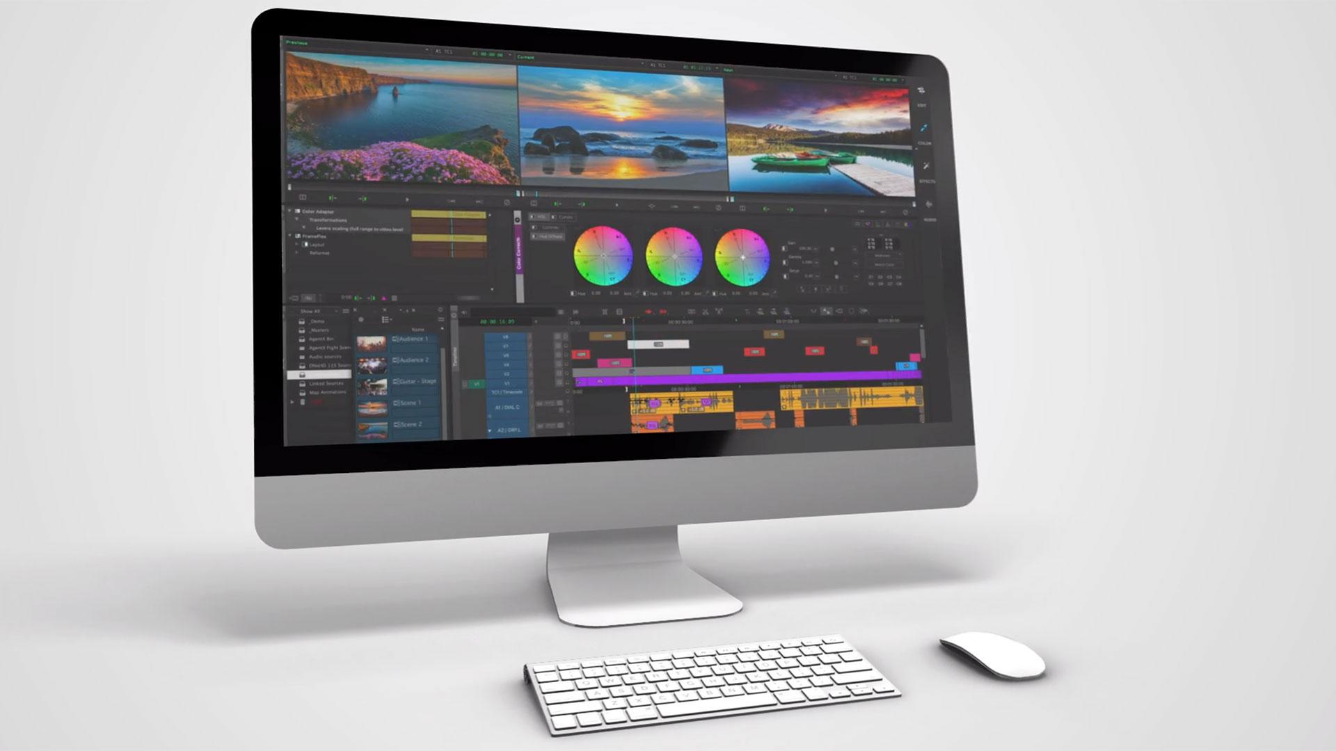 Meet the All-New Avid Media Composer 2019 | cinema5D