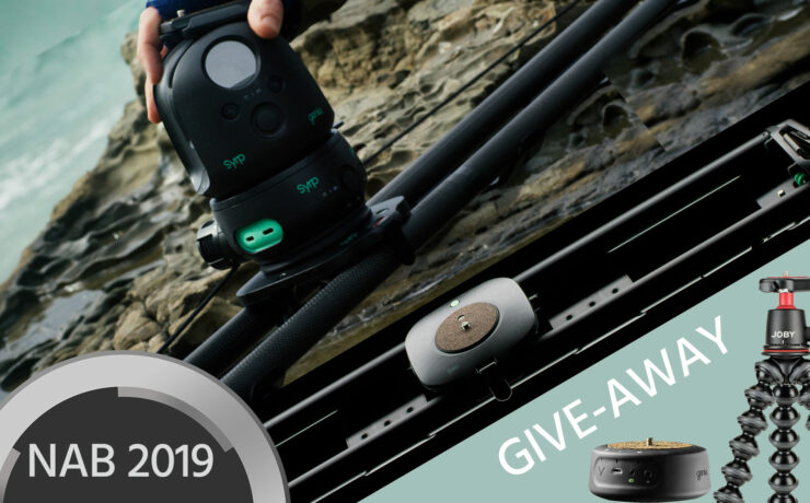 NAB 2019 Coverage is Starting - Win $5,000 Worth of Gear from Syrp & Joby!
