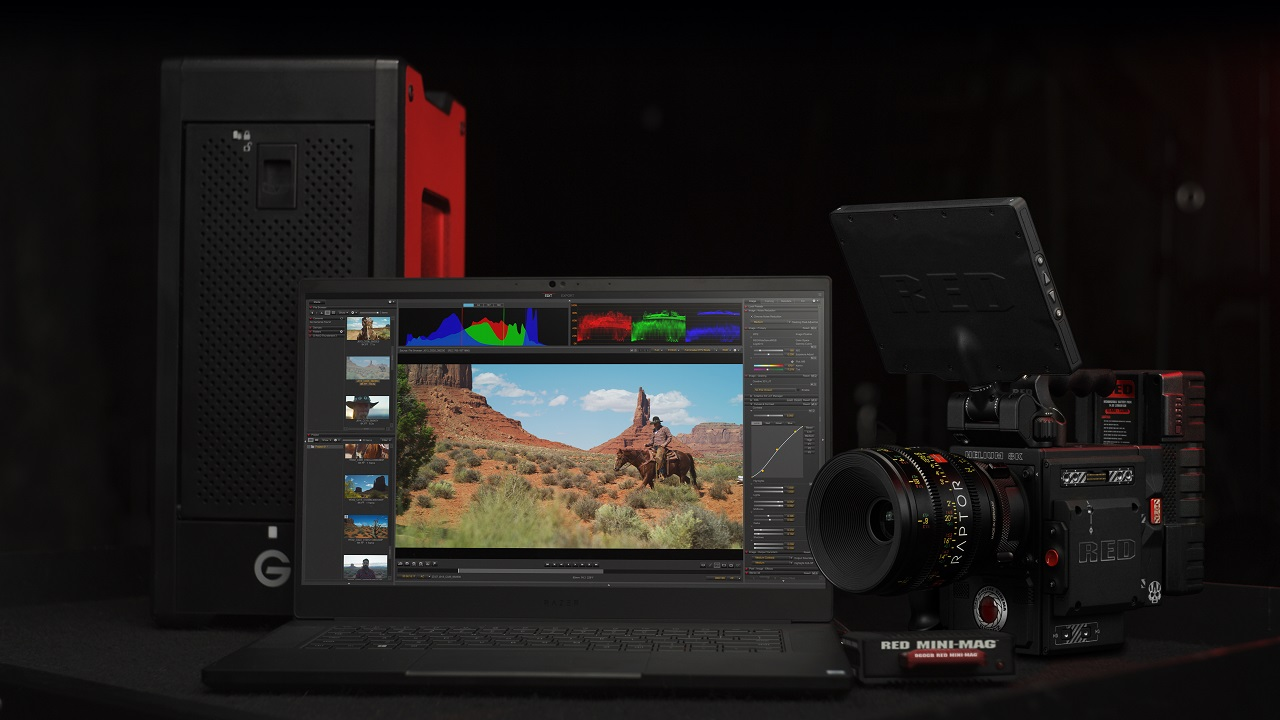 RED's Easier 8K Workflow with Realtime GPU Decode and New REDCINE-X