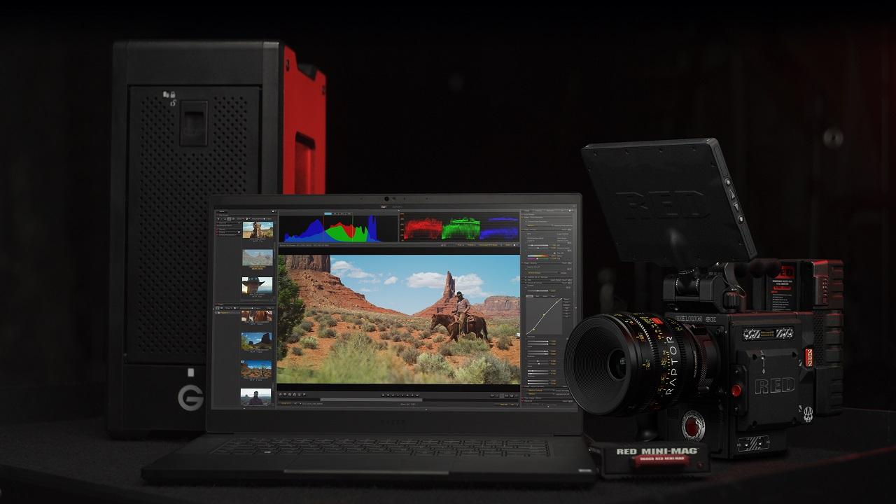 Un flujo de trabajo RED 8K más sencillo con decodificación de GPU en tiempo real y el nuevo REDCINE-X Pro