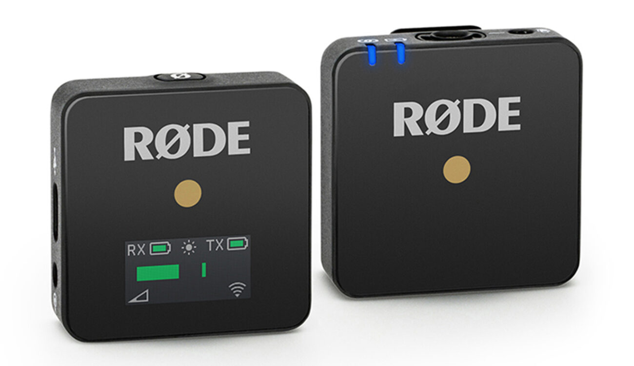 RØDE Wireless Go – A Super Compact Wireless Microphone System