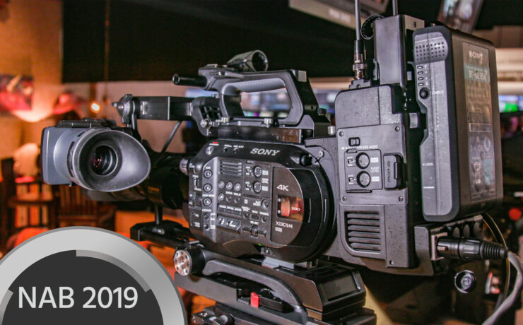 Sony FS7 / FS7 II Build-up Kit for ENG Use