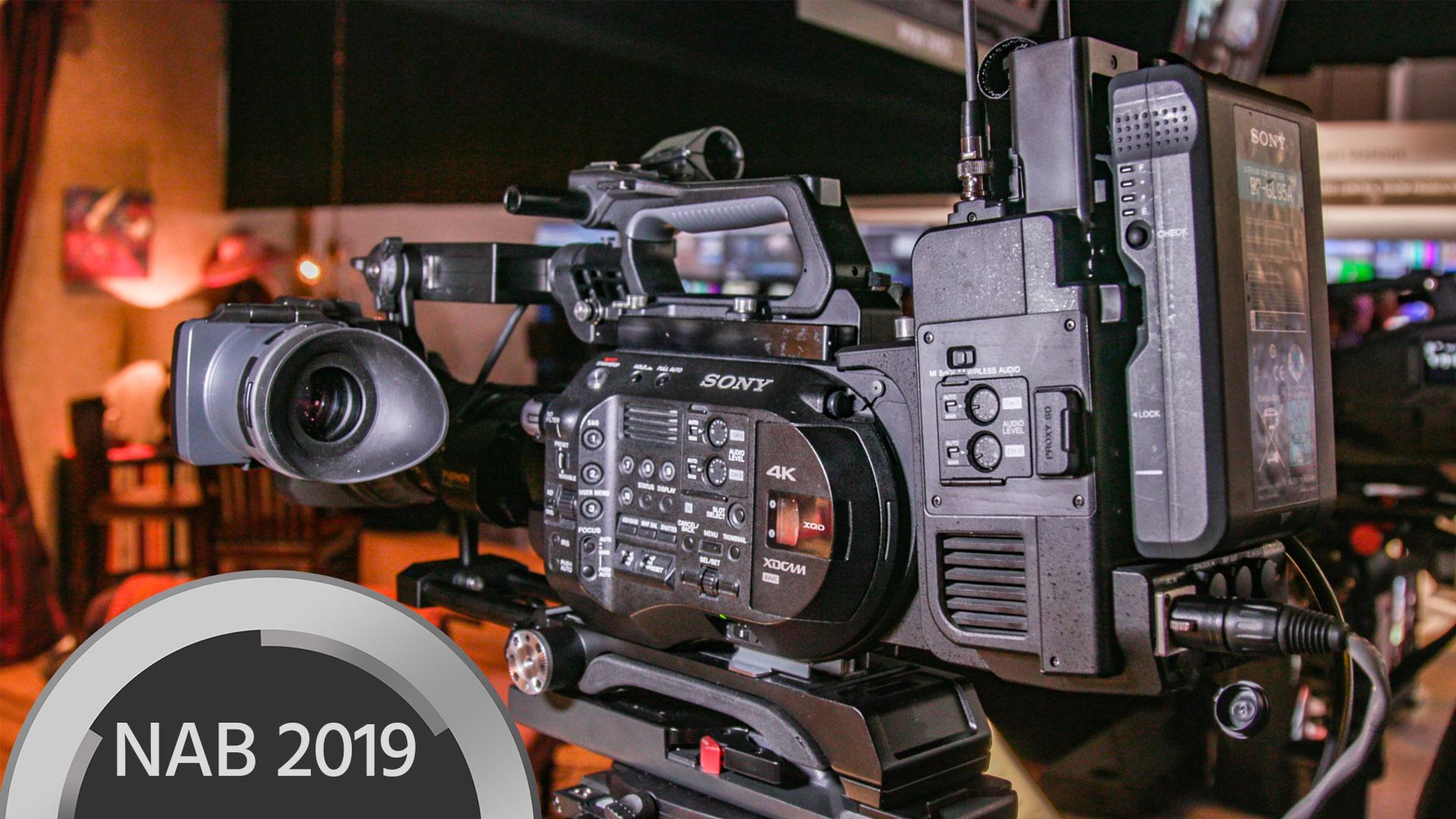 Kit de Armado Sony FS7 / FS7 II para producción de noticias