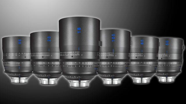 Lentes Tokina Vista – anuncian lentes Primes de Cine y el Zoom de Cine 50-135 mm T2.9 mk II