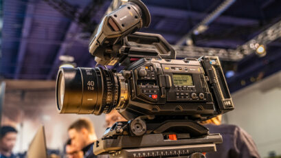 Blackmagic URSA Mini Pro G2 – Our NAB 2019 Interview