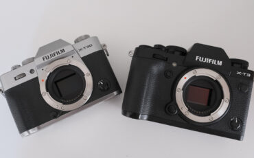 FUJIFILM X-T3 and X-T30 Get a Firmware Update Improving Autofocus and Usability