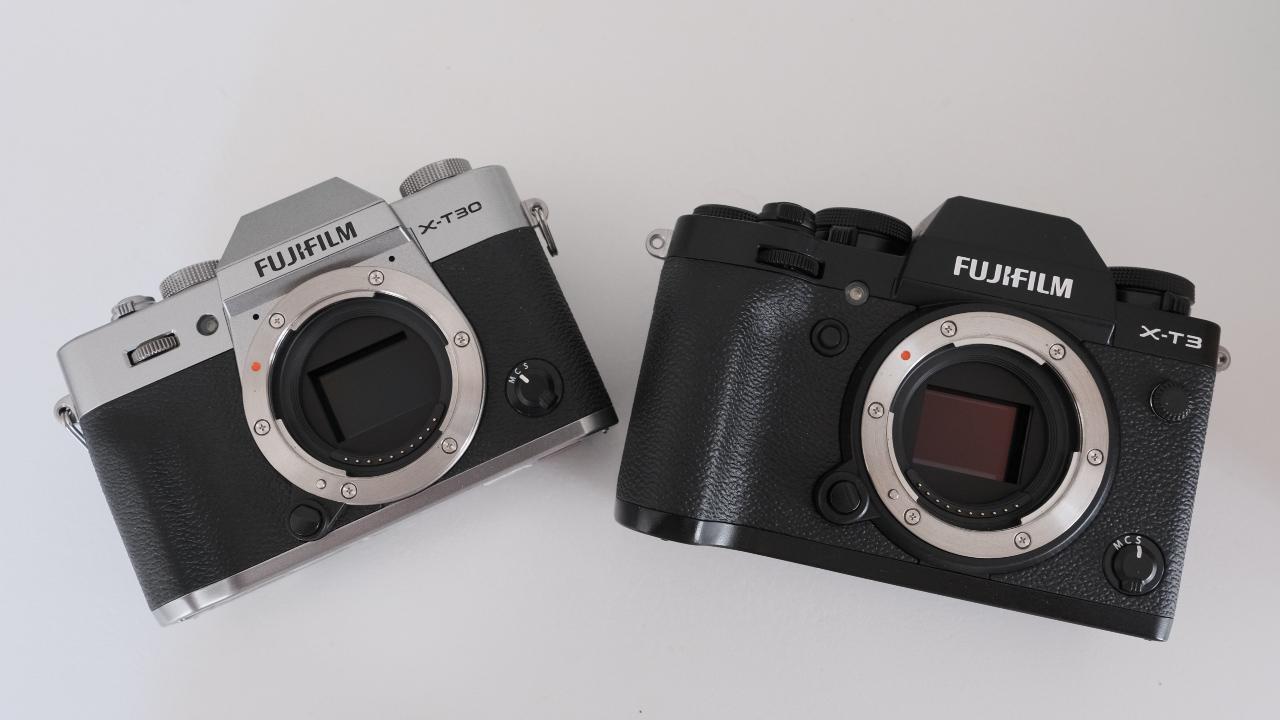 La FUJIFILM X-T3 y la X-T30 obtienen una actualización de firmware que mejora el enfoque automático y la usabilidad