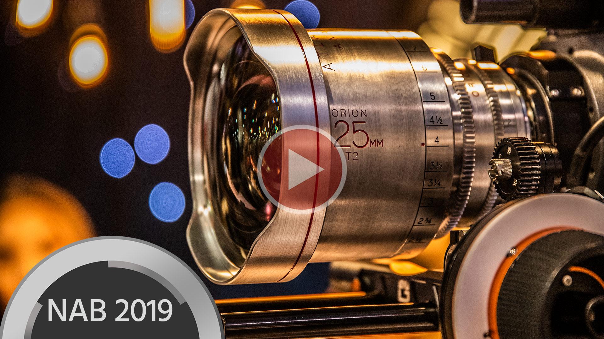 Atlas Lens Co.がOrion 25mm T/2.0アナモフィックレンズとLF Extenderを発表