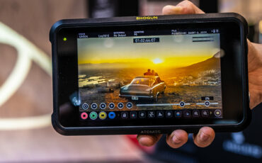 Atomos Shogun 7 - Hands-On with Jeromy Young