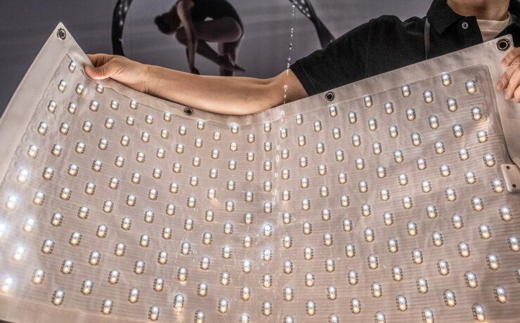 Fomex RollLite - Flexible and Waterproof Bi-Color LED Lights
