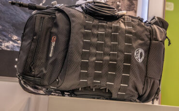 K-Tek Stingray Backpack and Utility Hip Pack - Custom Made for Sound Recordists