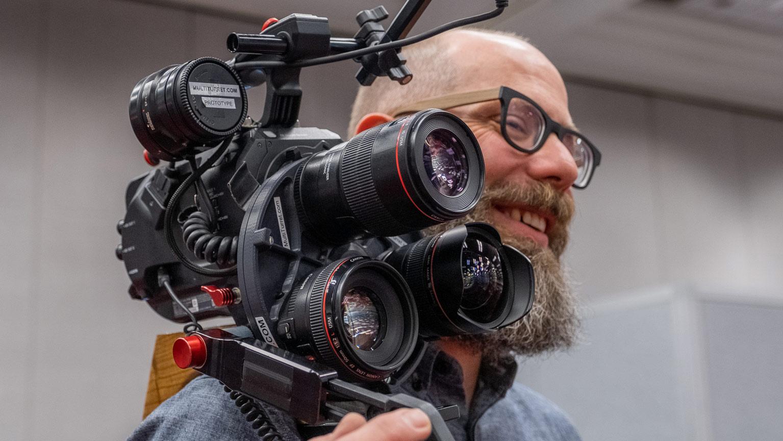 Multi Turret – tres lentes a la vez en tu cámara