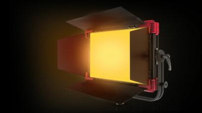 Rayzr MC 400 Max - Super Bright RGBWW Light Announced