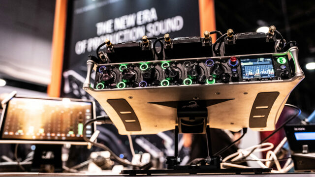 Sound Devices Scorpio