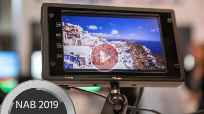 TVLogic – Two New Field Monitors Released
