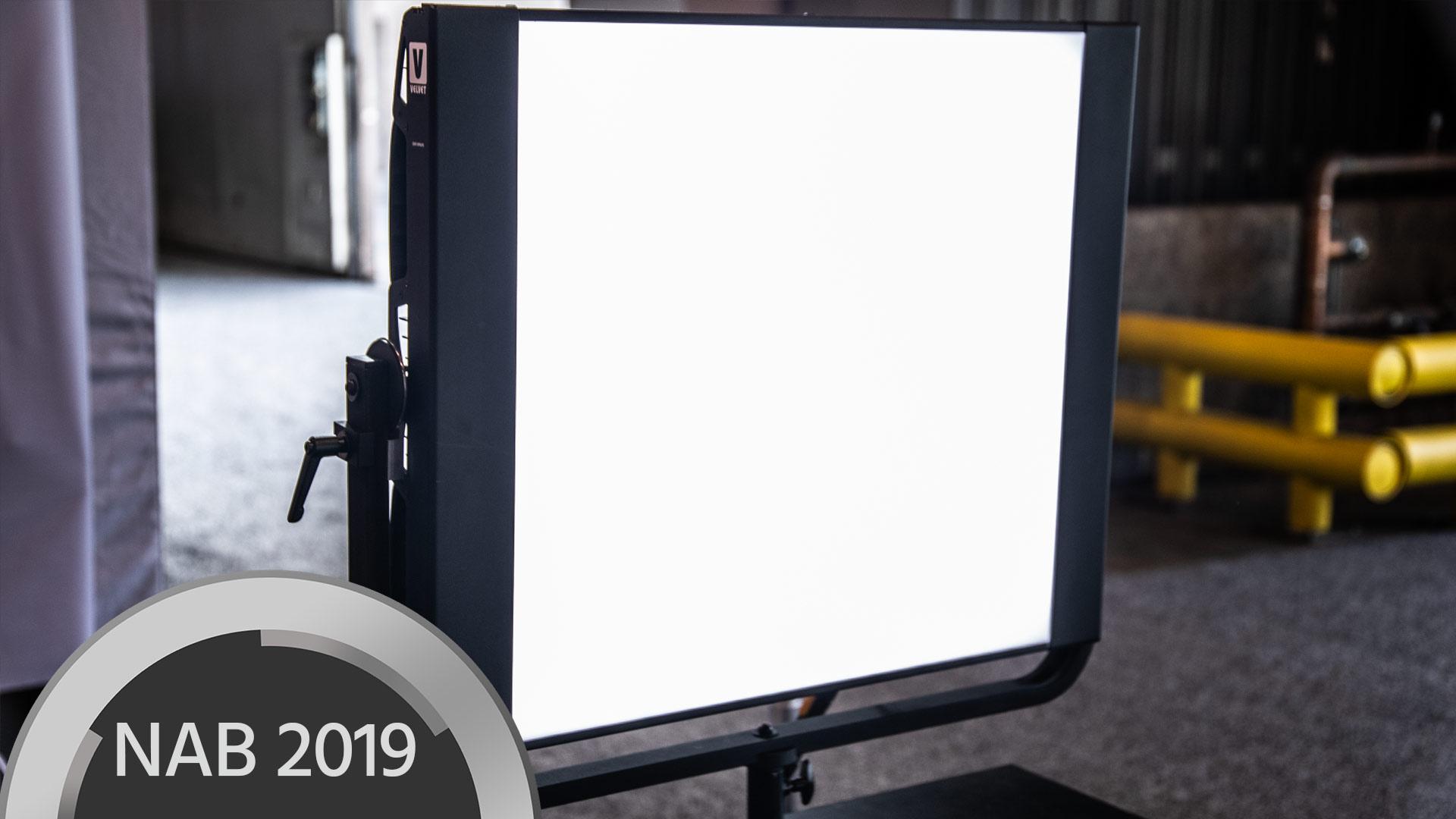 Velvet Light EVO - Panel de color 2×1