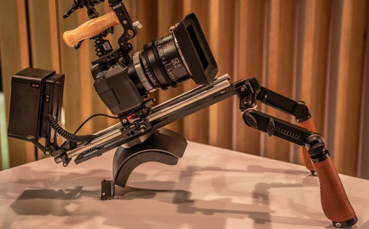 Wooden Camera Shoulder Rig V3 - First Look