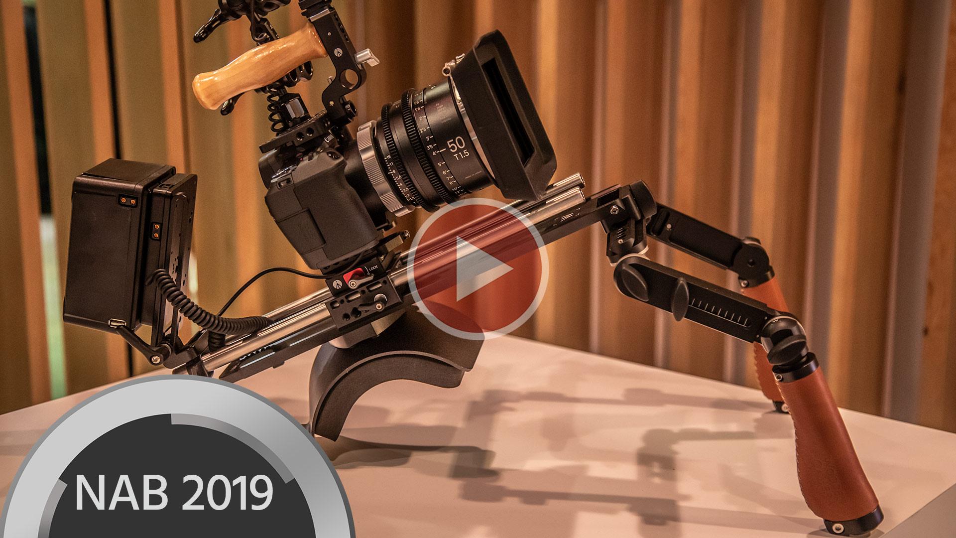 Soporte de hombro Wooden Camera V3 - Primera Impresión
