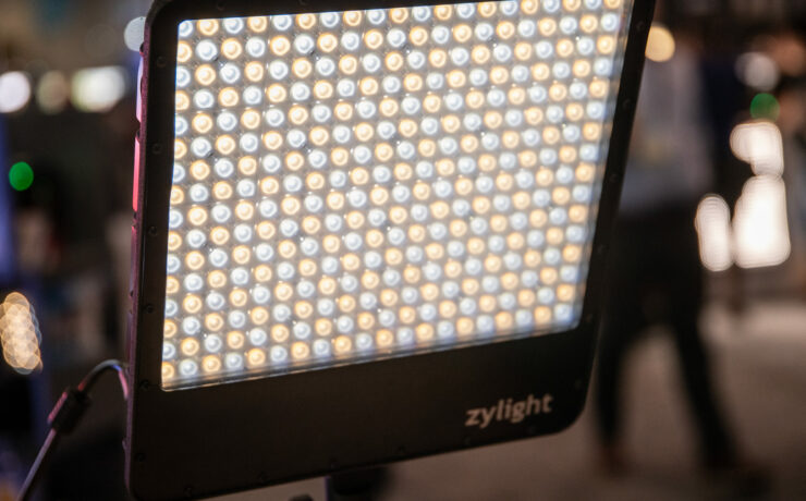 Zylight Go-Panel – With Built-In Variable Diffusion Setting