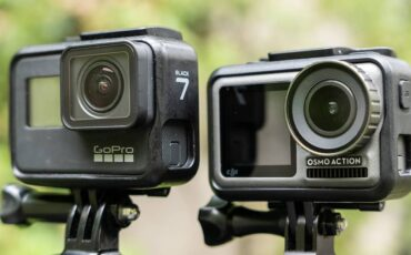 DJI Osmo Action Versus GoPro HERO7 - The King of Action Cams Dethroned?