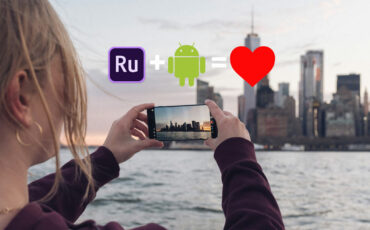 Adobe Premiere Rush Now Available for Android