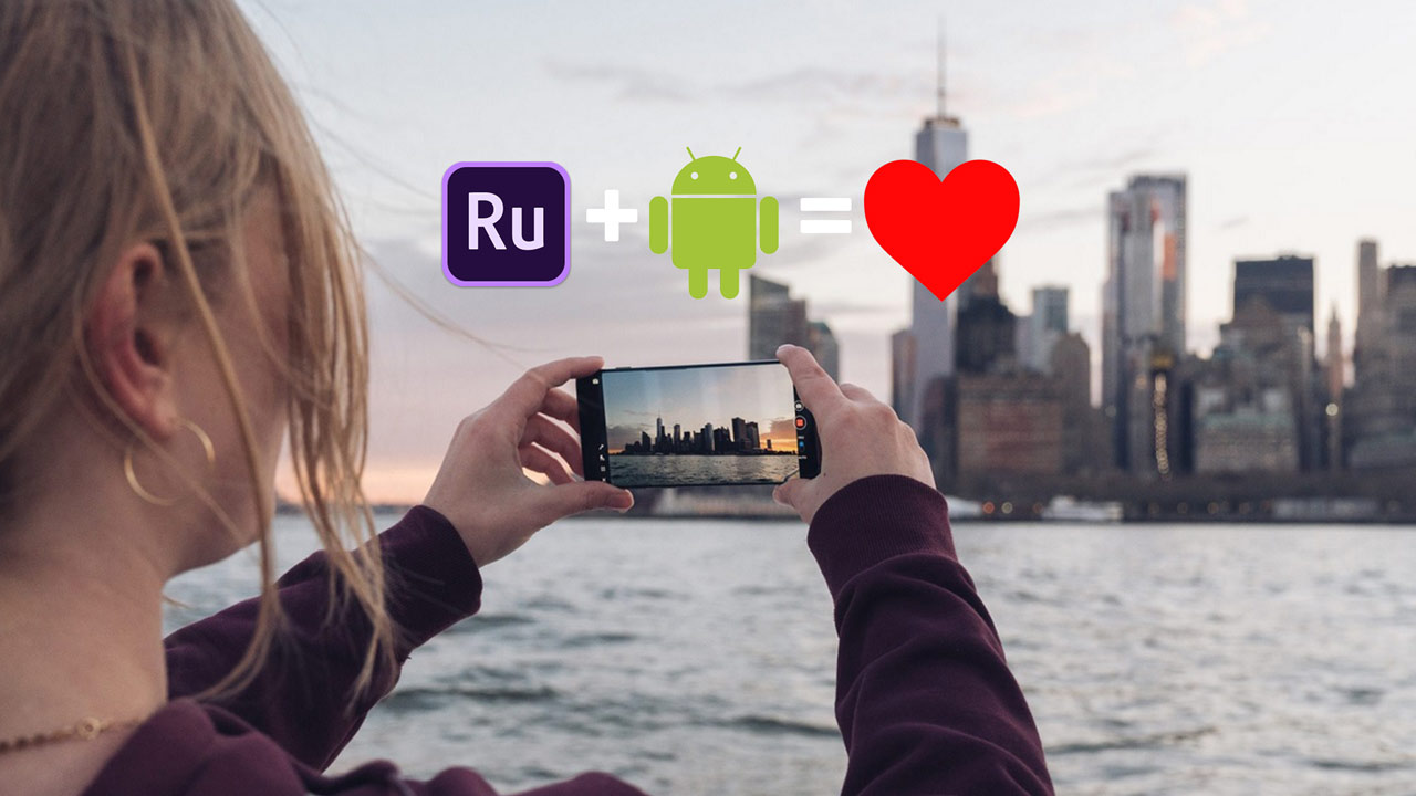Adobe Premiere Rush Now Available for Android | cinema5D